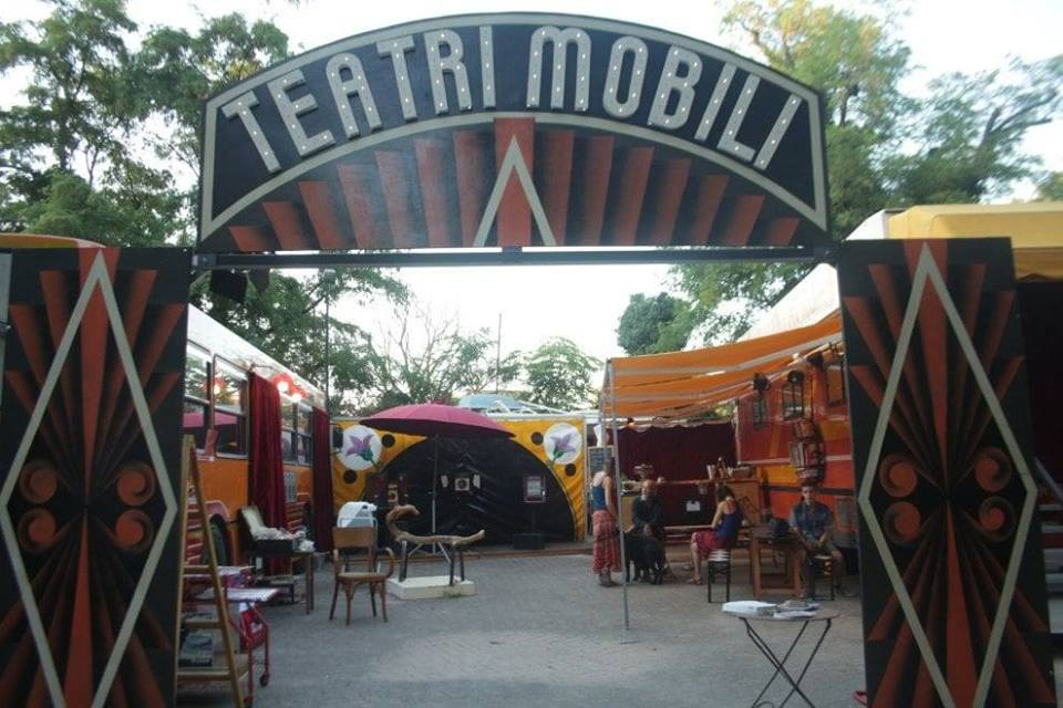 Mobili Anzola Emilia.I Teatri Mobili Arrivano Ad Anzola Bologna Bimbi