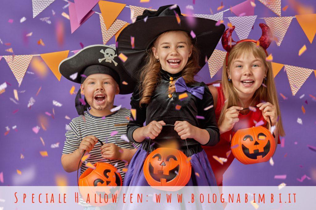 Halloween Per Bambini.Speciale Halloween Feste Laboratori Tra Bologna E Provincia